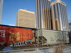 Tower (A & P Bench) Tags: railroad red canada art car train buildings bench photography graffiti fan big steel painted wheat graf towers stock grain rail railway trains canadian railcar ap spraypaint bloody graff piece hopper railfan freight rolling wheaties traingraffiti hoppers freighttrain freights rollingstock cylindrical twy benched benching freightgraffiti freighttraingraffiti deuce7 canadahopper benchers