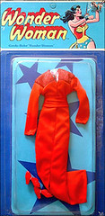 "Wonder Woman ""Lipstick"" fashion, NRFC (Matthew Sutton (shooby32)) Tags: woman art comics wonder dc dolls prototypes mego"