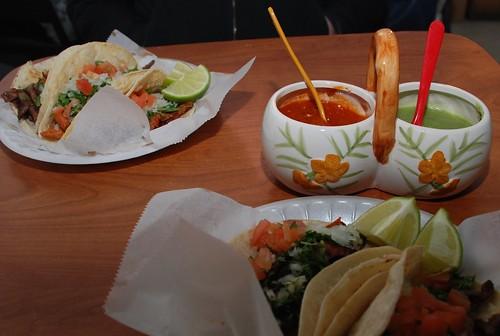 tacos in Bushwick