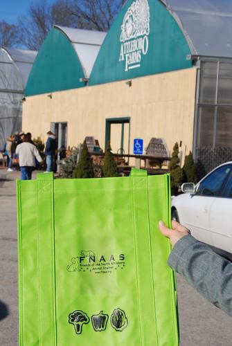 FNAAS Bag