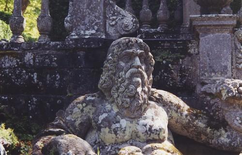 Nile god, Bagnaia