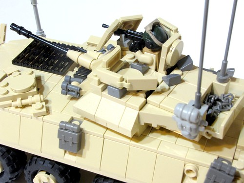 LAV-25A2 turret