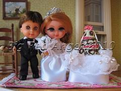 Liddle Kiddles Wedding Day