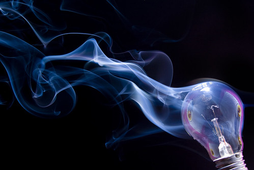 Smoke bulb