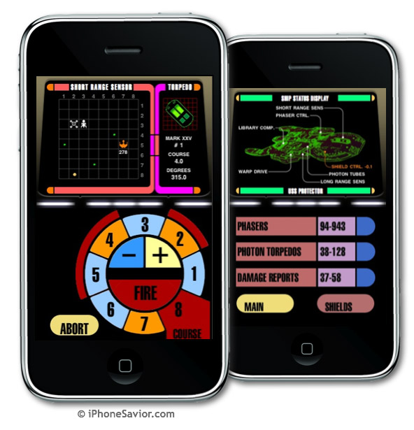 Trek Quest iPhone App