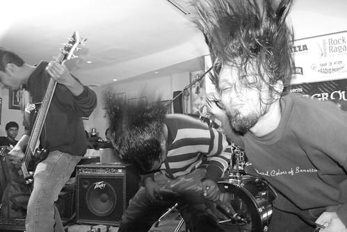 heavy metal bands