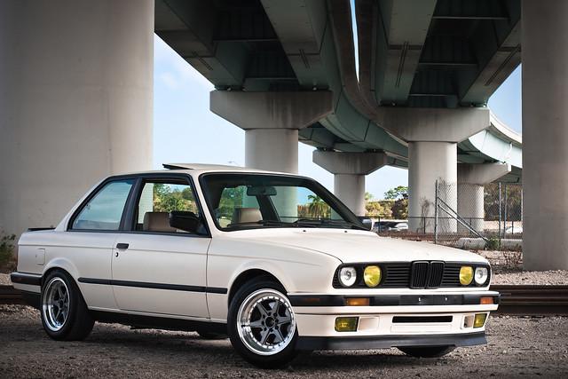 auto car bmw 1991 318is