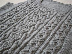 angora vest