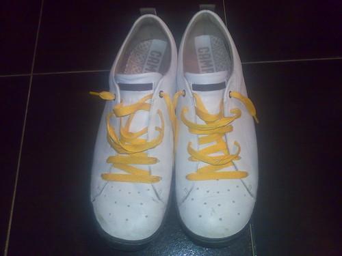 Le mie scarpe nuove
