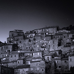 midsummer night dream () Tags: city italy house home andy rock stone landscape town casa italia cityscape andrea andrew medieval case roccia pietra paesaggio paese paesino benedetti medievali montecelio nikond90  nikond90bw biudlings