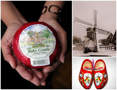 Cheese, Clogs and Windmills