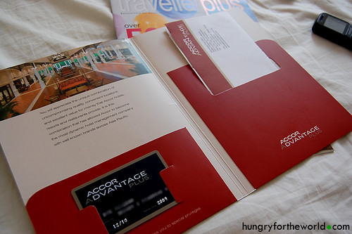 Accor Advantage Plus Membership Kit