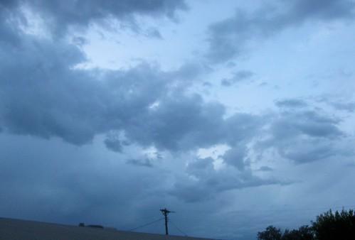 Storm in Phoenix