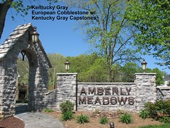 """Kentucky Gray European Cobblestone Archway and Wall • <a style=""""font-size:0.8em;"""" href=""""http://www.flickr.com/photos/40903979@N06/4288598882/"""" target=""""_blank"""">View on Flickr</a>"""