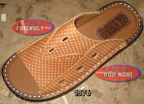 Chuyên sản xuất, cung cấp sỉ giày, dép...da dành cho nam - 21