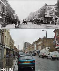 Church Street`1906-2010 (roll the dice) Tags: uk london history classic beer westminster architecture pub closed estate market muslim ale flats antiques local pubs churchstreet 1906 w2 edwardian truman lager vauxhall boozer nw1 marylebone dukeofyork oldandnew dwelling publichouse halal pastandpresent londonist nw8 bygone hereandnow alfies lissongrove lissongreen