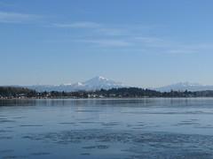 Mount Baker & Birch Bay