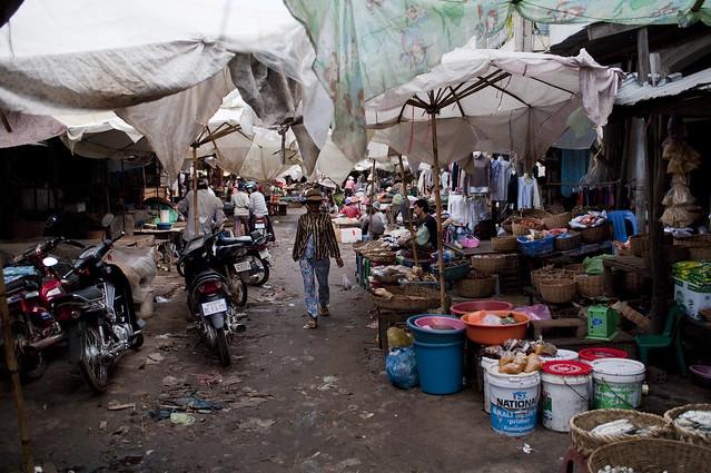 siemreap rocal market