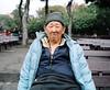 The Dude, Taipei, Taiwan (deepstoat) Tags: street portrait colour 120 film mediumformat taiwan mamiya7ii kodakportra deepstoat