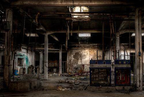 Textile factory #3