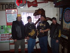 Posse at the Lazy Lizzard (THMC) Tags: outlaw