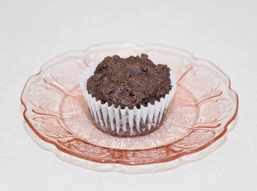 Tester: Almost Fat-Free Chocolate Muffins