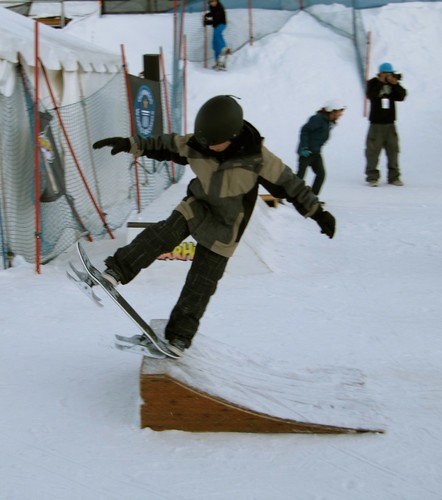 Snowskate Open Jam