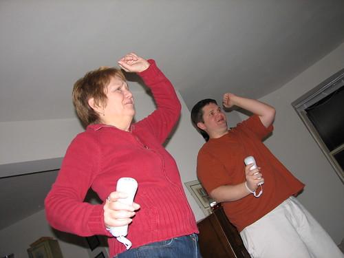 more wii dancing