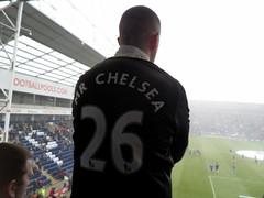 Is Mr Chelsea himself!