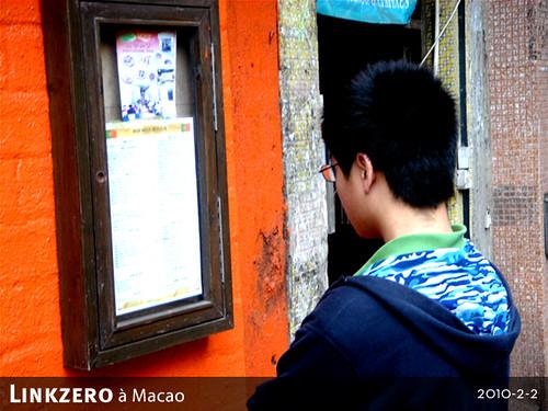 L à Macao