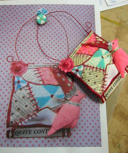Crazy Quilt Project 1
