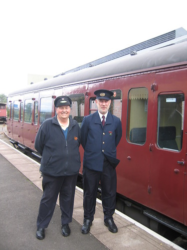 Volunteer staff, Bollywood filming at private railway