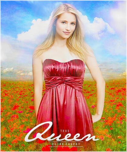 True Quenn, Quinn Fabray | Dianna Agron ·