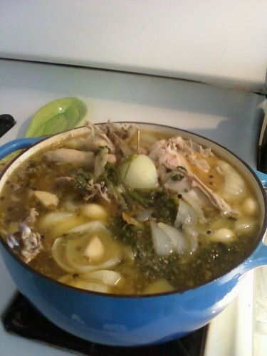 Stewing Chicken