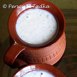 Kanchan's Ragi Sweet Milk
