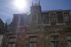 Angelopolis - Puebla (Gared Sohe) Tags: city mxico architecture arquitectura edificios centro puebla antiguo angelopolis