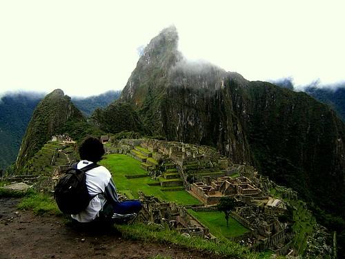 Machu Picchu a la vista