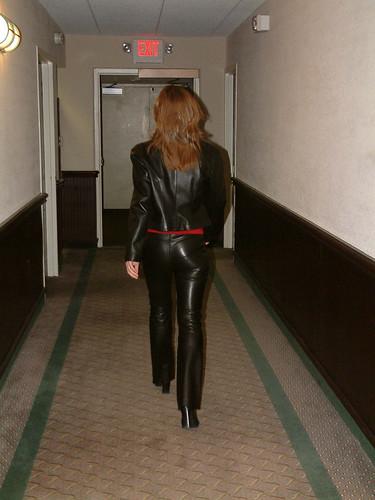 New Leather's most int... Anna Kurnikova