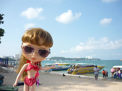 welcome to Pattaya beach
