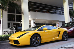 Gallardo. (Alex Weber) Tags: beach alex car speed sedan shot florida miami g south spot best exotic 28 35 lamborghini luxury rare coupe fastest weber gallardo supercars 18mm lambo 560