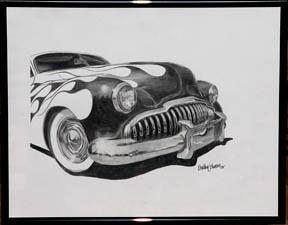 Brad Johnson Drawing