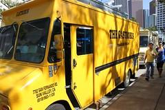 The Gastrobus at LA Street Food Fest