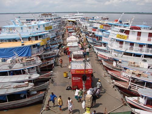 Porto de Manaus - AM