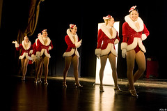 Rockettes (HuffPost Photography) Tags: new york city america radio photographer photojournalism maggie professional online aol imagery rockettes coughlan americaonline strobist