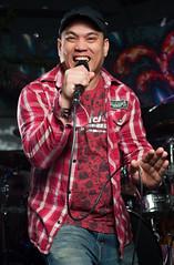 spyke (Brad HK) Tags: music rock bar hongkong live performance band bands cover roll filipino amazonia wanchai