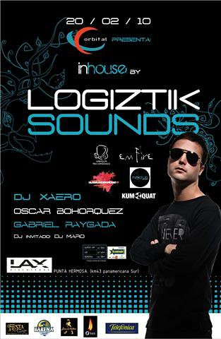 Logiztik Sounds - Discoteca Lax