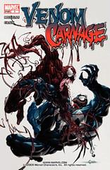Venom vs. Carnage Digital Comics