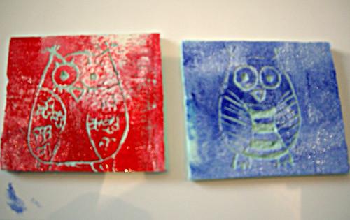 printing an owl 5