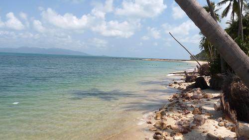 Koh Samui Mimosa Resort-Beach コサムイ ミモザリゾート2