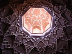 Kashan, Abbasiyyan House (1) (Prof. Mortel) Tags: iran kashan